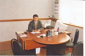 Кропачев Герман Викторович, директор кировского педколледжа